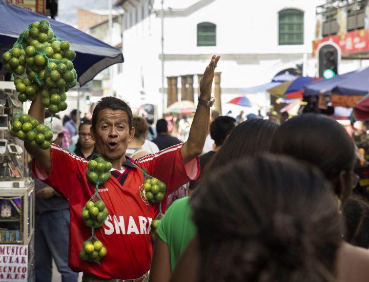 Pregoneros de Medellín