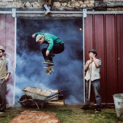 1. Le Skate moderne