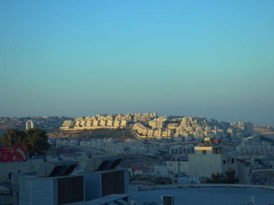 2. Un long ete brulant en Palestine