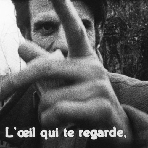 "ITALY. Film : ""San Clemente"". RŽalisateur: R. DEPARDON.ÊItalie."